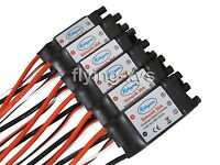 6x HP SimonK 30A ESC Brushless Speed Controller BEC 2A for Hexacopter F550 FY680