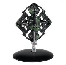 Star Trek Borg Queens Ship Eaglemoss Die Cast Model ST:VOY Voyager 7 of 9