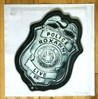 EX/EX THE POLICE Roxanne / Can't Stand Losing You Shaped Vinyl Picture Pic Disc