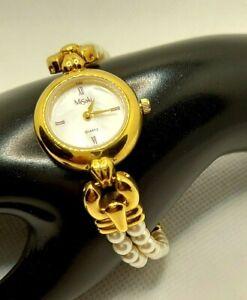 MiSaki Ladies' Bracelet Watch - Swiss Movement