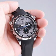 16GB Spy Watch DV Waterproof Wrist Camera Video Hidden Cam HD 1080P Video Cam