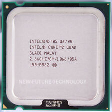 Intel Core 2 Quad Q6700 2.66 GHz 8 MB 1066 MHz LGA 775 CPU Processor 100% Tested