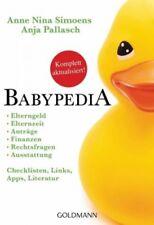 Babypedia von Anne N. Simoens; Anja Pallasch (Taschenbuch) NEU