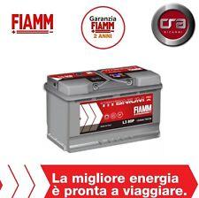 BATTERIA AUTO FIAMM TITANIUM PRO L380P 80AH 730A DX + SMART FORFOUR