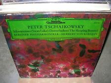 KARAJAN / TCHAIKOVSKY swan lake / sleeping beauty ( classical ) dgg