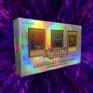 Legendary Collection Gameboard Edition Yugioh TCG - Brand New Sealed Yu-gi-oh