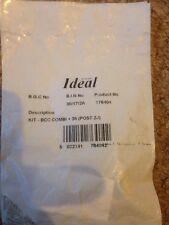 IDEALE BCC Combi + 35 CODICE Chip 176404 Nuovo con imballo