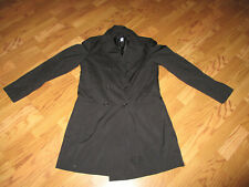 Ladies Black Coat~Lightweight~Size XS~EXPRESS BRAND~Pre-Owned