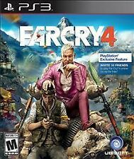 Far Cry 4 (Sony PlayStation 3, 2014)
