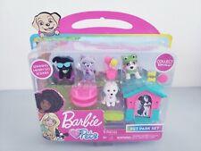 2020 Just Play Barbie Pets 11-Pieces Pet Park Set New MOC Free S&H