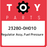 23280-0H010 Toyota Regulator assy, fuel pressure 232800H010, New Genuine OEM Par