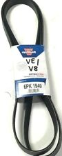 DRIVE BELT VE V8 LS2 6.0 LT UTE 6PK1940