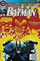 DETECTIVE COMICS BATMAN #661 & #662 DC Comics, 1993