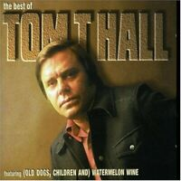 Tom T. Hall - The Best Of [CD]