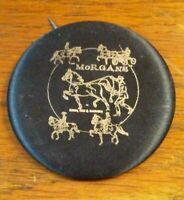 Vintage Morgans Souvenir Button Pin Pinback