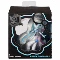 New NIB Mattel Monster High Vinyl Collection Abbey Bominable Doll Figure 4.5''