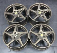 20 Inch Rims Ferrari 458 Spider Italia 8.5J/10.5J Alloy Wheels 282332 282333