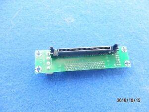 2  Adapter SCSI intern LVD SCA 80: 80 polig Buchse auf 68 polig Buchse NEU