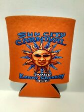 Kenny Chesney Corona Extra Sun City Carnival Tour Beer/Drink Coozie