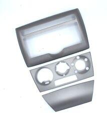 Fiat Stilo Silver Dashboard Trim Kit-Set de 3 NEUF & AUTHENTIQUE 50901136