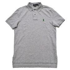 Polo Ralph Lauren Shirt Mens Mesh Polo Pima Stretch Knit Classic Fit Pony Logo