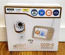 Infant Optics DXR8 3.5 inch Video Baby Monitor