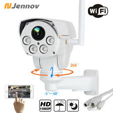 HD 1080P WiFi Pan Tilt Wireless Onvif Outdoor Night Security Network IP Camera