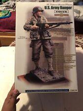 CS16011 WWII American Bulge BAR gunner COLLECTORS SHOWCASE