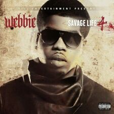 Webbie - Savage Life 4 [New CD] Explicit