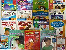 Pre-K Preschool Curriculum Lot 20 Educational Items Homeschool Library PreK