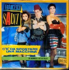 "7"" Francesco Salvi/C´e´ Da Spostare Una Macchina (NL)"