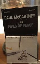 Paul McCartney Collection Mondadori Cd Digipack Blisterato Pipes Of Peace N. 3