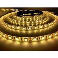 LED Strips DC12V 5050 SMD 5m/lot Tape Waterproof Rope Lights LED LightWarm White