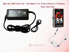 AC Adapter For Electro-Harmonix EHX 44 Magnum 44 watt Power Amp Amplifier Pedal