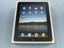 Apple iPad 1.Generation 32GB Wi-Fi+Cellular Schwarz! Ohne Simlock! TOP! OVP!