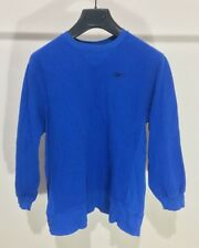 VTG 90s REEBOK BLUE URBAN OVERSIZE SWEATSHIRT JUMPER PULLOVER WOMENS UK XL