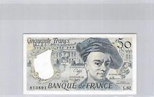 France 50 Francs Quentin de La Tour 1990 L.62 n° 1535813801 F.67 (16)