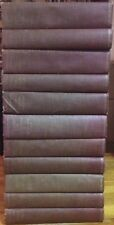The Story of Civilization by Will & Ariel Durant, Parts 1-11 (hardcovers, 1961)