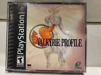 Valkyrie Profile (Sony PlayStation 1, PS1)