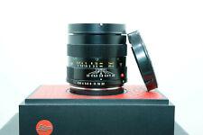 Leica Macro-Elmarit-R 60mm f/2.8 MF 3 Cam Lens #2723566