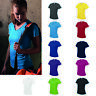 AWDis Just Cool V-Neck Girlie T-Shirt Women Polyester gym/sports/running tee