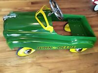 John Deere Pedal Car In Excellent Condition, Sold As Is ,No Returns Or Refunds,