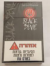Black Devil Special Flavour 20 cigarettes Israel New SEALED Import Holland