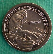 2017 S Sacagawea One Dollar Enhanced Uncirculated 225th Anniv Native American $1