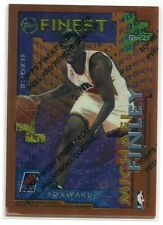 1995-96 Finest Veteran/Rookie 21 Kevin Johnson Michael Finley Rookie