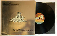 Bad Company - Run With The Pack - 1976 US 1st Press (NM) Ultrasonic Clean