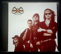 HEROES DEL SILENCIO senderos de traicion MEXICO CD EMI 92 (big barcode / silver)