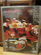 vintage Flow board Bomb Factory Chris Gentry skeleton skater  Poster 338