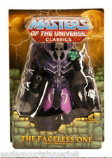 THE FACELESS ONE 1ST ISSUE FIGURE MASTERS OF THE UNIVERSE CLASSICS