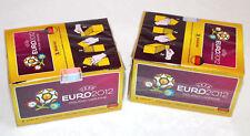 Panini EM EC Euro 2012 12 – 2 x BOX DISPLAY 200 Tüten packets GERMANY